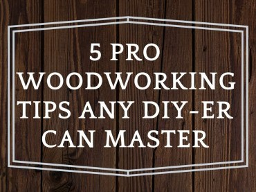 5 pro woodworking techniques any DIY-er can master image