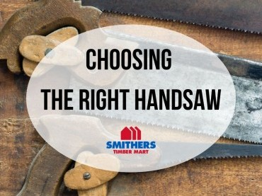 A Cut Above: Choosing The Right Handsaw image