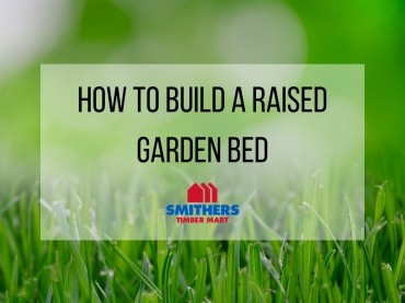 How to Build a Raised Garden Bed image