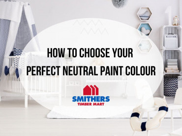 How to Choose Your Perfect Neutral Paint Colour image