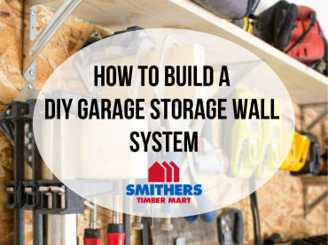 How to Build a DIY Garage Storage Wall System image