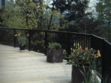 Deck & Fencing image