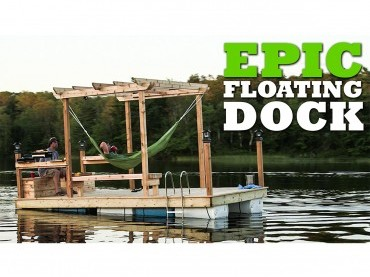 Brojects: DIY Epic Floating Dock image