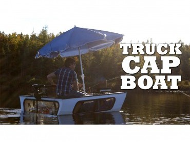 Brojects - DIY Truck Cap Boat image