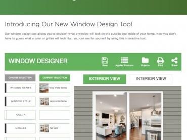 Ply Gem Window Designer image