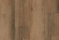 Armstrong Devon Oak Rigid Core - Burnt Umber Foam-Back Click Float Vinyl Plank - $4.59/sft