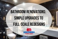 Bathroom Renovations: Simple Upgrades To Full-Scale Redesigns image