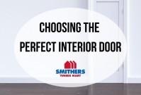 Choosing The Perfect Interior Door image