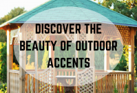Discover The Beauty Of Outdoor Accents image