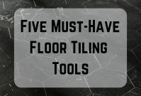 Five Must-Have Floor Tiling Tools image