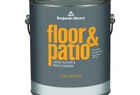 Benjamin Moore Floor and Patio Paint