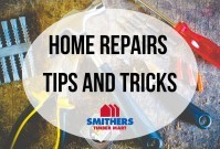 Home Repairs ~ Tips and Tricks image