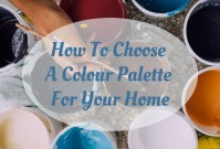 How To Choose a Colour Palette For Your Home image