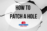 How To Patch A Hole image