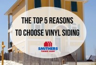The Top 5 Reasons To Choose Vinyl Siding image