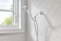 Moen Ignite chrome handheld shower- $39.99