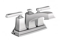 Moen Boardwalk chrome 2-handle faucet - $129.99