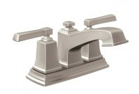 Moen Boardwalk brushed nickel 2-handle faucet - $174.99