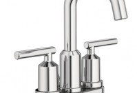 Moen Gibson chrome 2-handle bathroom faucet - $117.99