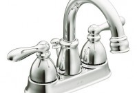Moen Caldwell chrome 2-handle bathroom faucet - $117.99